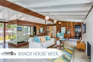 For Sale: Ranch House History (With a Side of Glamour)
