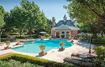 Luxe Mansion Featured in 'Dallas' Reboot Lists in Plano, TX (PHOTO)