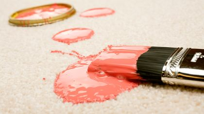 How to Remove Paint From Carpet, Wood Floors, and More