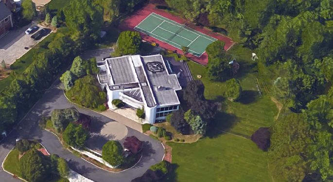 Lil' Kim's New Jersey mansion