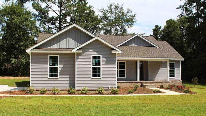 Three-bedroom home in Statesboro, GA