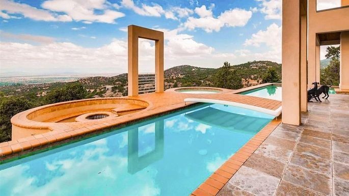 Lap Pool Of Luxury 8 Lap Pools Ready For A Buyer To Dive In Realtor Com