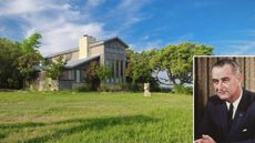 President Lyndon Johnson's Former Central Texas Ranch Is Listed for $2.8M