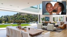 Chrissy TeigenandJohn Legend Buy Brand-New Beverly Hills Home for $17.5M