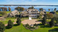 42,000-Square-Foot 'Majestic' Florida Mansion Lands on Market for $22M