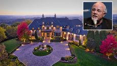 Financial Guru and Radio Host Dave Ramsey Selling $15.45M Tennessee Estate