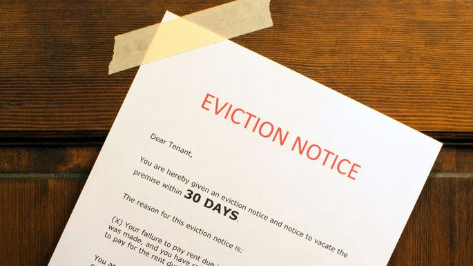 how to evict a tenant legally