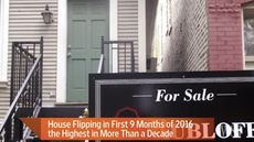 As Home Prices Rise, Flippers Make a Comeback