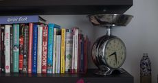 8 Creative Places To Store Cookbooks Other Than Your Kitchen Counter