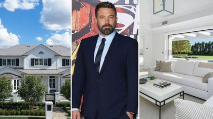 Ben Affleck Reportedly Blows $20M on a Home You Must See to Believe