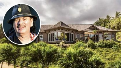 Music Legend Carlos Santana Buys Harmonious Hawaii Home for $2.7M