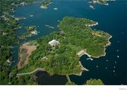 At $175M, Connecticut's Most Expensive Home Is an Island Unto Itself