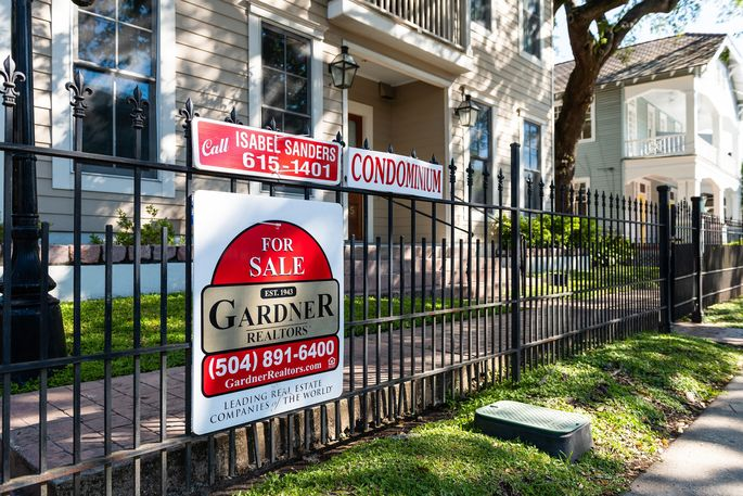 Condos are often more affordable than houses, which attracts first-time home buyers.