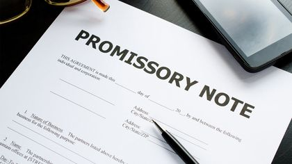 What Is a Promissory Note? What You're Really Promising, Revealed