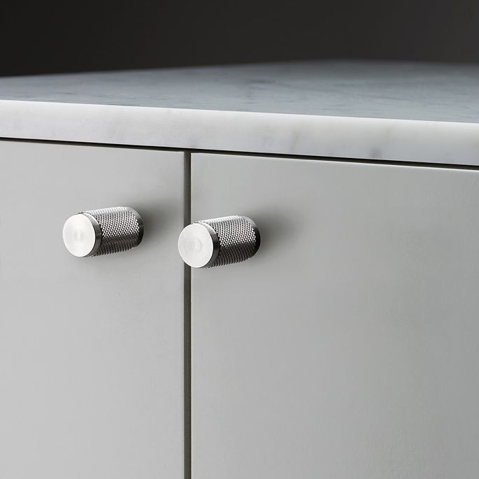 Make your cabinets pop with new hardware.