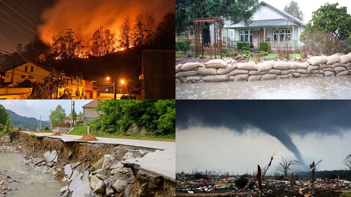 Natural Disaster Videos