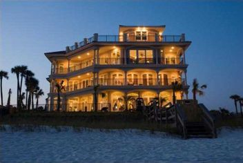 Destin Beach House: Four Stories of Gulf Coast Luxury