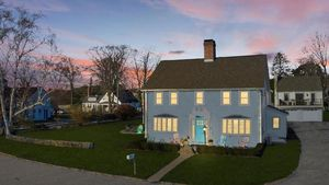 Centuries-Old and Charming: The 10 Oldest Homes To Land on the Market This Week