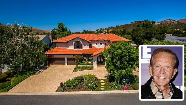 Bob Eubanks, Longtime Host of the 'Newlywed Game,' Selling $2.5M SoCal Home