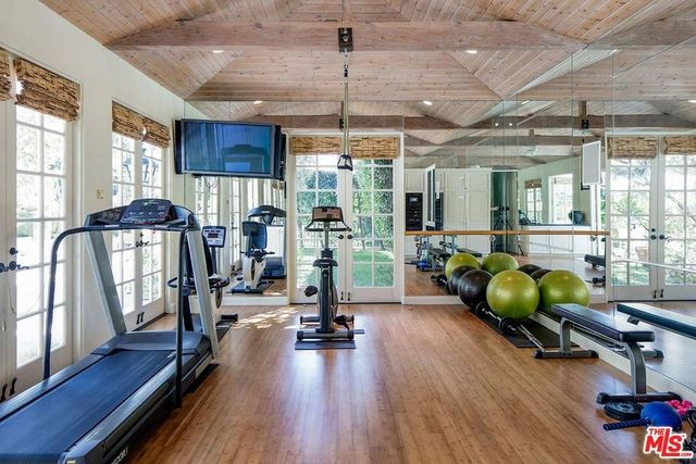 Guest house/gym