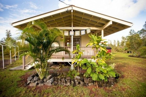 Tiny House Going Small On The Big Island Realtor Com