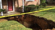 What Is a Sinkhole? A Scary Threat That's Rare, but All Too Real
