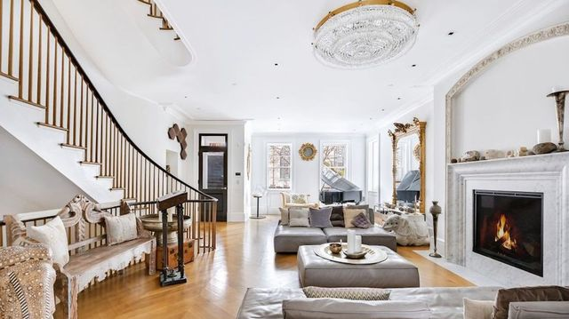 Soho Townhouse That Was a Convent Lists for $65K/Month | realtor.com®