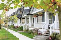 Upbeat Consumers But Fewer New Mortgages