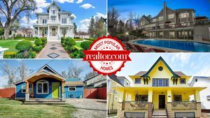 Gold Mine! Historic Gable Mansion in California Is This Week's Most Popular Home
