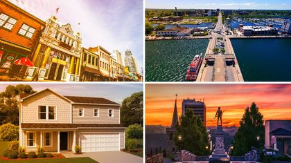 A $1,000 Monthly Mortgage Is Real—in These 10 Bargain Cities