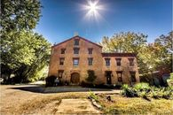 This Historic Ohio Gristmill Looks Like a Perfect Live-Work Space