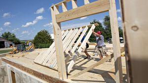U.S. Housing Starts Rose in August