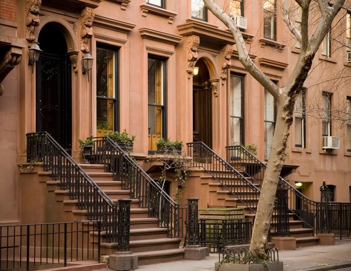 what is a row house  prepare to be charmed