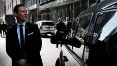 Secret Service Advertised as Hot Amenity at Trump Tower