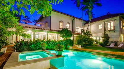 Coronado's Spreckels Mansion Reappears on the Market With a Price Cut