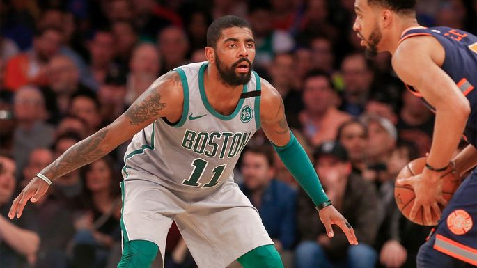 f4c790be4032 Kyrie Irving Gets Dunked On! NBA Star Sells Ohio Home for a Loss ...