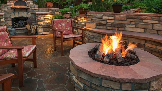 How to Build a Fire Pit—the Hottest Addition to Your Yard | realtor.com®