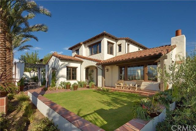A Spanish revival in Ladera Ranch, CA