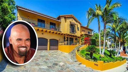 'S.W.A.T.' Star Shemar Moore Has Issued an APB for a Buyer in Encino