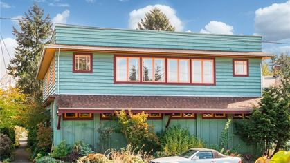 Calling All Creatives: The Home of Your Dreams Is in Seattle for $1.6M