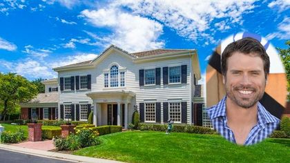 Soap Star Joshua Morrow Buys $3.3M Home on Golf Course in Thousand Oaks