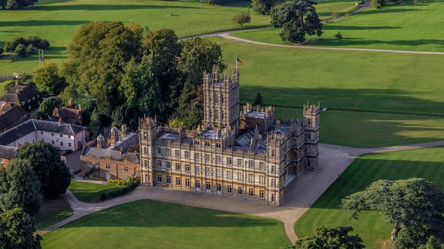 Inside the Real 'Downton Abbey'—Now Up on Airbnb