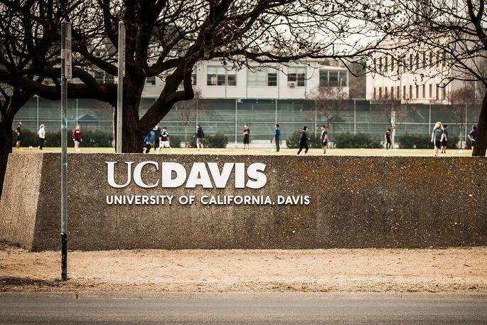 University of California in Davis, CA