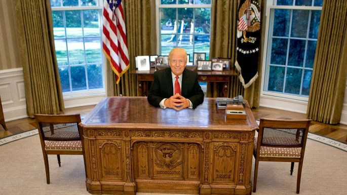 gallery choosing office cabinets white workspace brendan smialowskipoolgetty images susan wattsny daily news via getty images which of these oval office desks will donald trump pick realtor