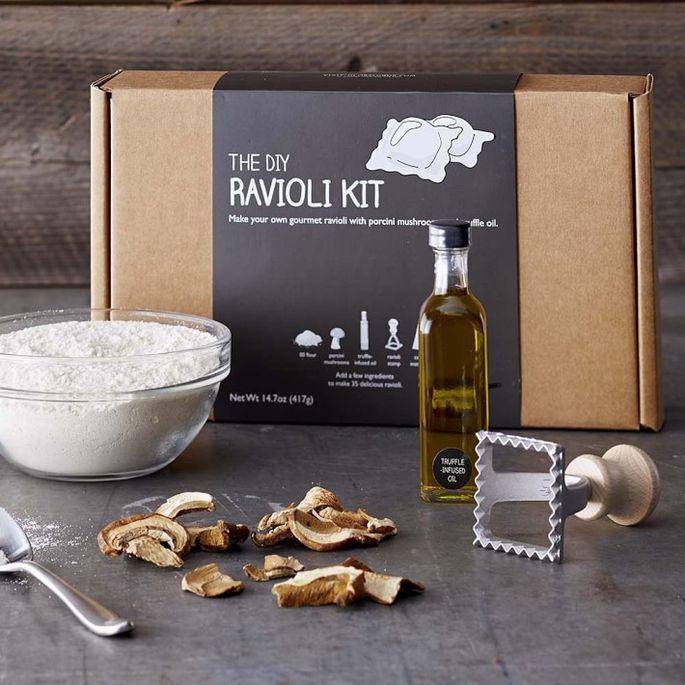 DIY ravioli kit