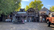 Small Utah Home Has Hand-Built Replica Ghost Town in the Backyard