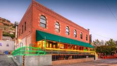 We'll Offer a Toast to the Revival of the Historic Bisbee Stock Exchange Building