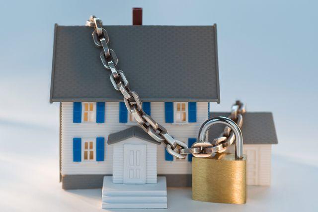 locked-house