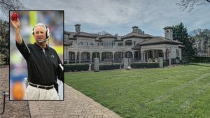 Former NFL Coach John Fox Takes Another Pass at Selling Charlotte Mansion