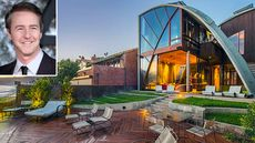 Edward Norton Goes All In on Architectural Beauty in Malibu